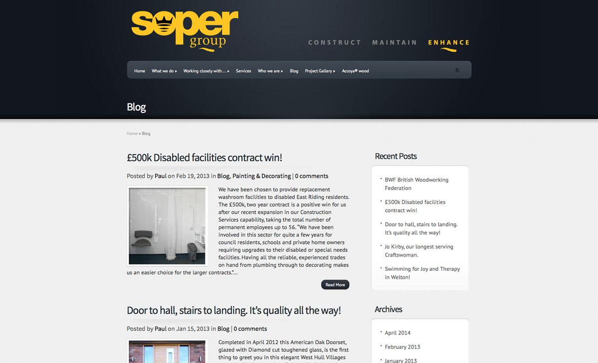 Soper-Blog